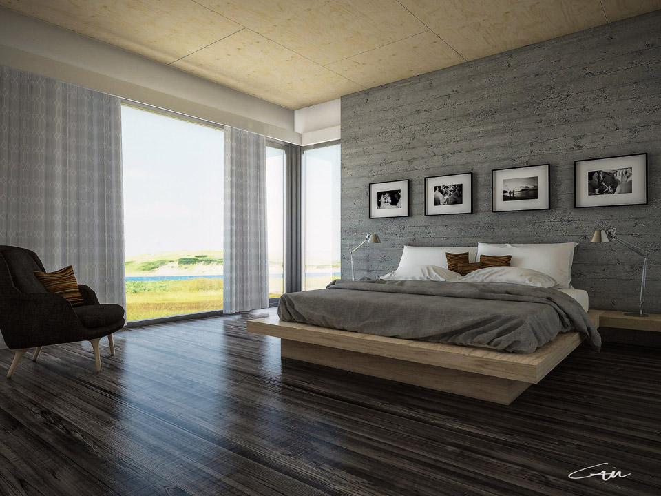 Fractional Units - Bedroom