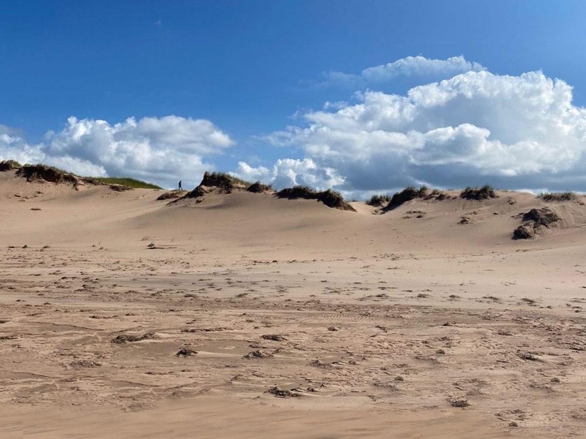 dune-walk